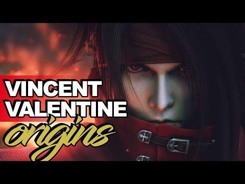 Final Fantasy 7 Lore ► Vincent Valentine's Origins Explained (Turk To Chaos)
