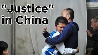 Is This What Justice Is in China? | China Uncensored