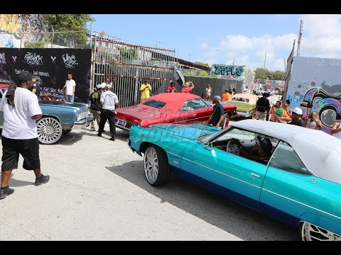WhipAddict: Donk Day 2017 Car Show, Miami, Florida, Custom Cars, Donks, Part 1