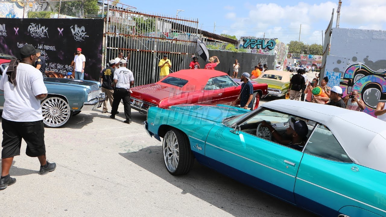 WhipAddict Donk Day Car Show Miami Florida Custom Cars - Car show miami today