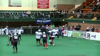 Port Huron Patriots -v- Detroit Thunder Highlight 2014