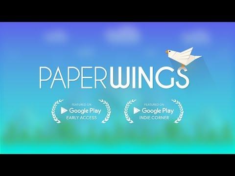Paper Wings - Google Play Trailer