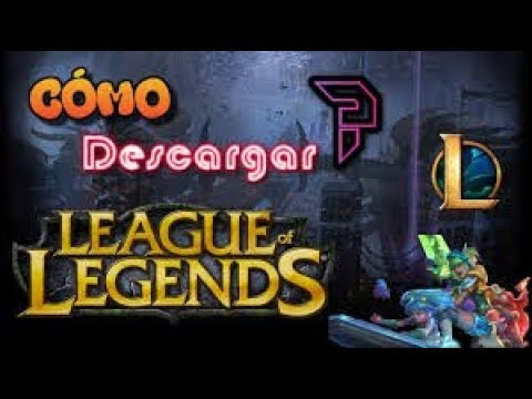 descargar league of legends por utorrent