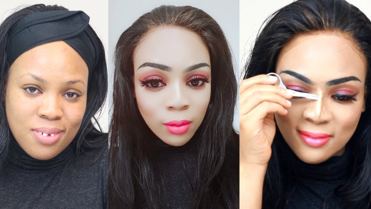... Asian Makeup Transformation Tutorial Watch Me Transform. Sombili Uketui You Tvh