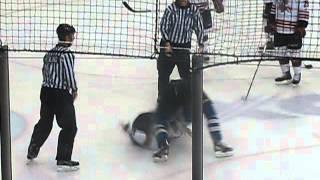 Zachary Aston-Reese vs.  Frank Schumacher 12*08*2012