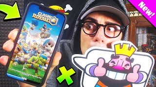 Fantastico! NUOVO CLASH ROYALE per IPHONE X! iPhone 検索動画 10