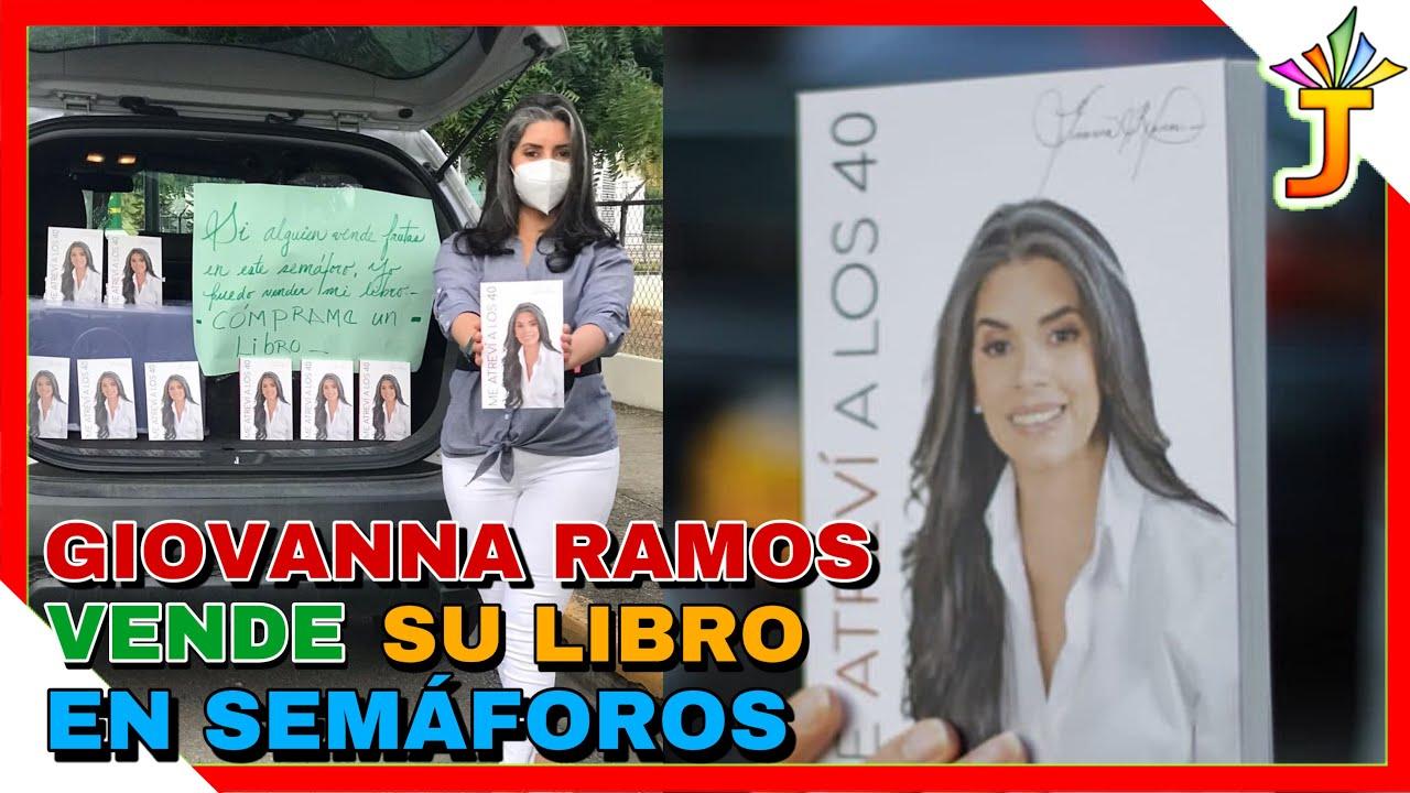 Download GIOVANNA RAMOS  VENDE SU LIBRO EN LOS SEMÁFOROS 🚦 ME ATREVÍ A LOS 40