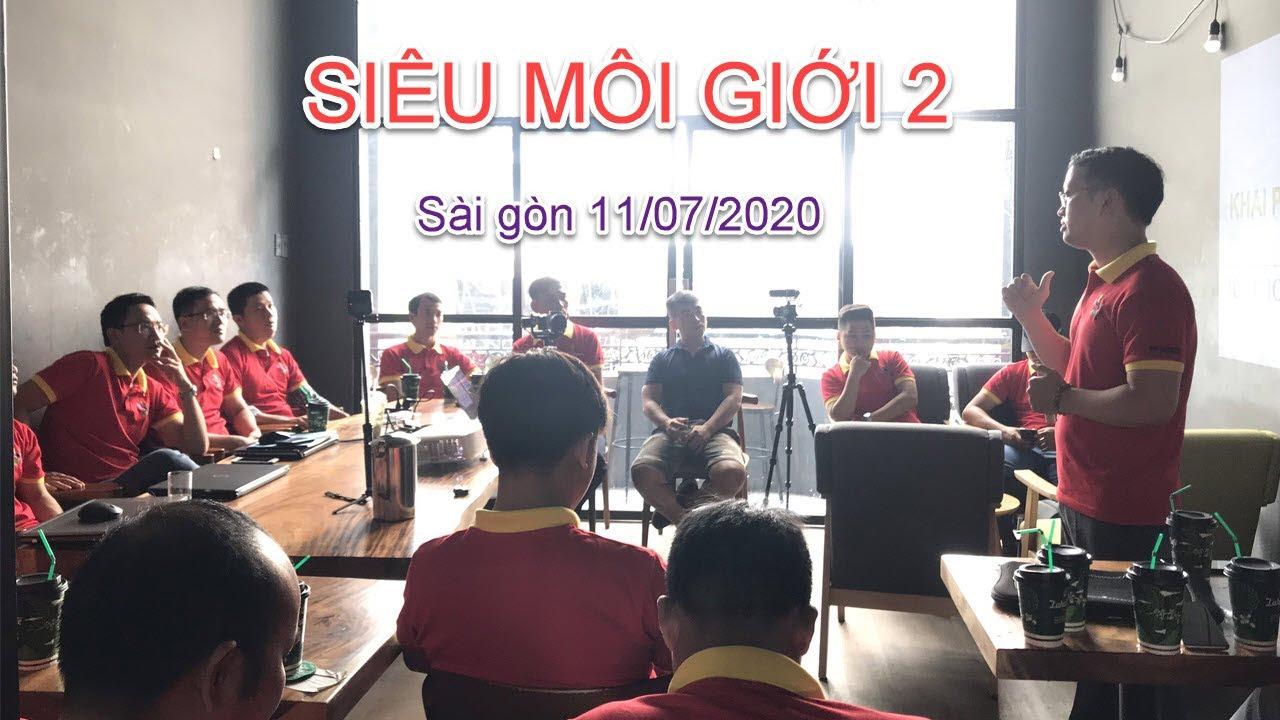 Khoá huấn luyện SIÊU MÔI GIỚI 2 ITP Club – Hồ Chí Minh City 11/07/2020