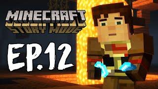 Minecraft: Story Mode - Эпизод 5 - Орден, Вперед!