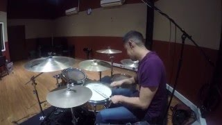 JOSE LUIS URIZA ( PLANETSHAKERS- DRUM COVER) BORN TO PRAISE