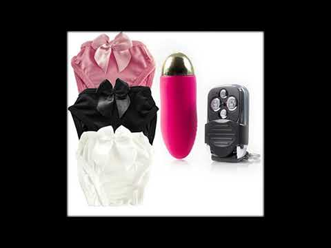Womens Secret Pocket Panties with JOLT! Remote Control Wireless Electric Massager  Shop top fashion