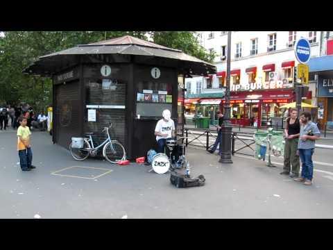 2M2X. Paris Street Drum