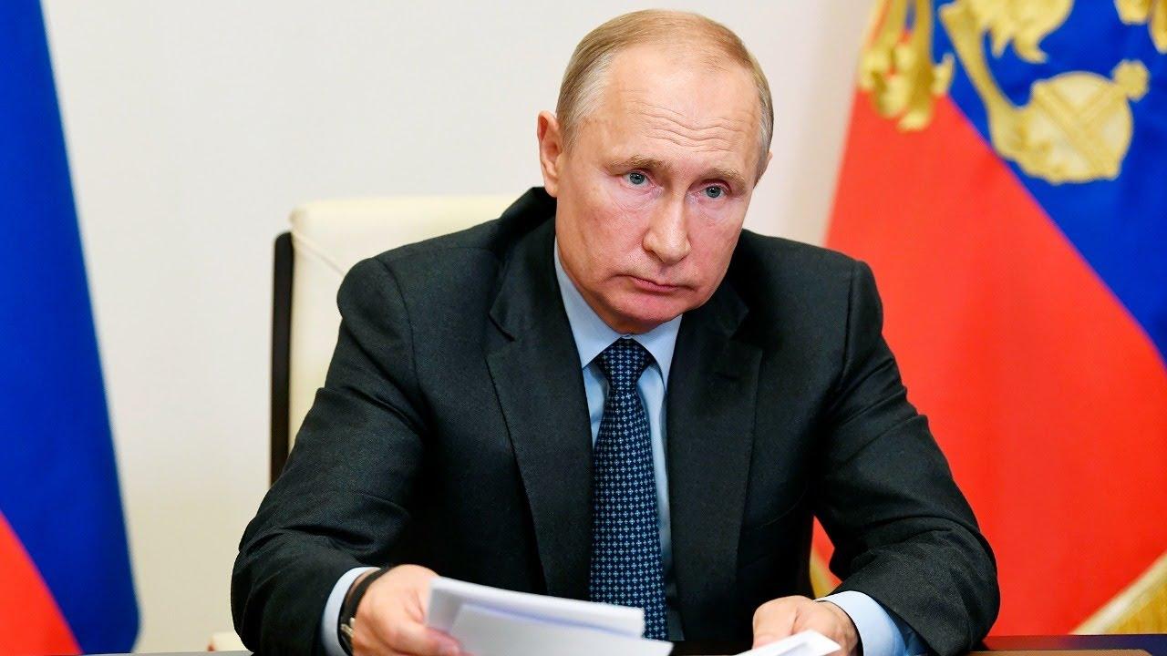 Совещание Владимира Путина по вопросам социально-экономического развития Крыма от 18.03.21