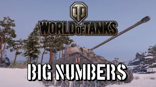 World of Tanks - Big Numbers