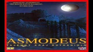 "Asmodeus - Tajemný kraj Ruthaniolu 1997 PC ""Czech"""