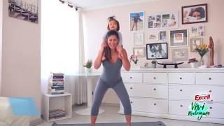 Vivi Rodrigues - Ejercicios que puedes realizar con tu hijo(a)