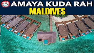 Amaya Resorts & Spa Kuda Rah, Dhangethi | Maldives 5 Star Resorts For Honeymoon
