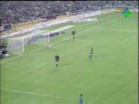 Barça vs Göteborg 1986 semifinal highlights