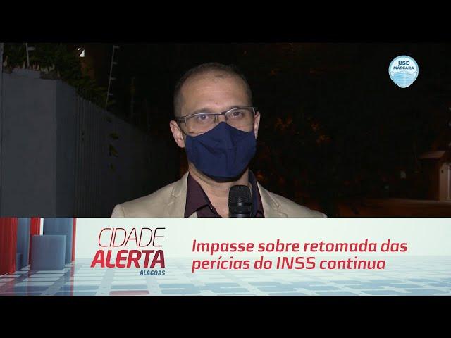 Impasse sobre retomada das perícias do INSS continua em Alagoas