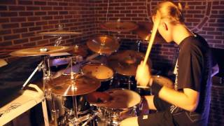 Satyricon-Last man standing drum cover HD