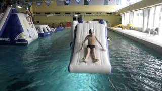 ELSIUM - Wakeboarding on Swimming pool - Roger le Gall / Paris