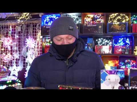 Телеканал Ексклюзив: У Хмельницькому працює зимовий ярмарок