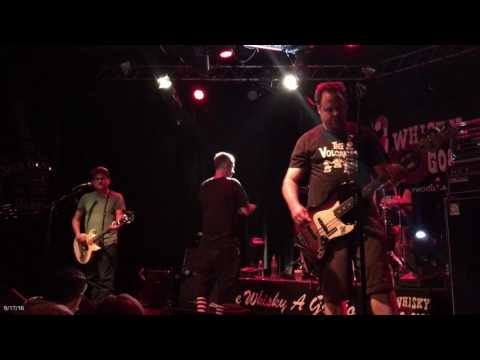 Dead Fucking Last - DFL live @ The Whisky A GoGo 9/17/16