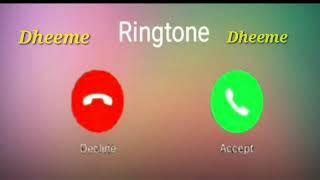 Pati Patni Dheeme Dheeme new song Ringtone || dheeme Dheeme new Ringtone 2019