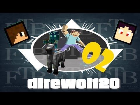 FTB DirwolfCraft EP.2 METAL FORMER, GEOTHERMAL e MACERATORE