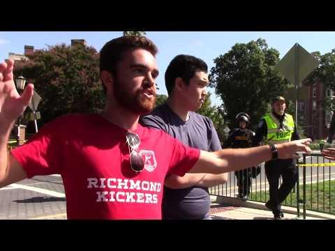 Richmond, VA Confederate Rally 9/16: Real Conversations