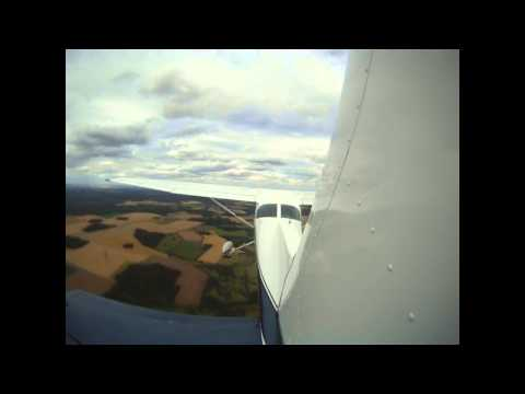 Petite Balade en Cessna - Sud de Paris - GoPro HD