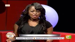 One on One with Suzanna Owiyo