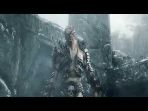 Hobbit 3: Beş Ordunun Savaşı  Legolas Vs Bolg