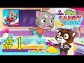 Talking Tom Candy Run - Add New Store & New Partner (Angela & Ginger)Gameplay Part 1 (Android/iOS)