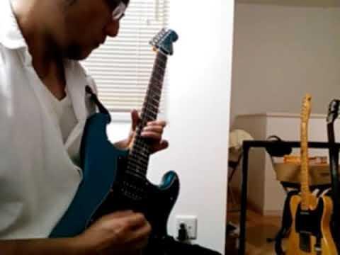 50歳からはじめるリードギター 番外編