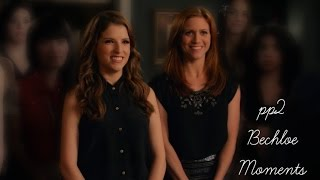 Pitch perfect 2  All Bechloe moments