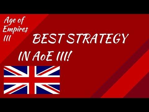 Best Strategy in AoE III