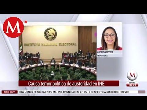 Por política de austeridad de AMLO, trabajadores del INE piden retiro voluntario