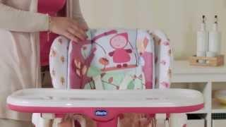 Детский стульчик для кормления Chicco Polly 2 в 1 в интернет магазине Bebe-market.com.ua(Продажа: Детский стульчик для кормления Chicco Polly 2 в 1 в интернет магазине Bebe-market.com.ua., 2014-09-14T20:36:05.000Z)