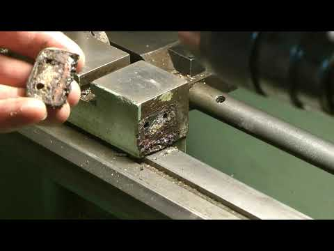 ColchesteR Lathe Bed Wiper Replacement  And Repair