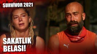 MİLYONLARI AĞLATAN O AN!   Survivor 2021