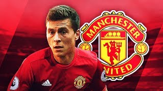 VICTOR LINDELOF - Welcome to Man United - Crazy Defensive Skills - 2017 HD