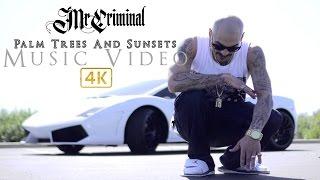 Смотреть клип Mr. Criminal - Palm Trees And Sunsets