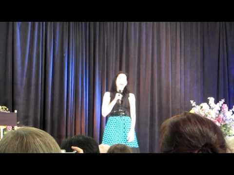 Xena Con 2012 - Livia War Cry (Adrienne Wilkinson)