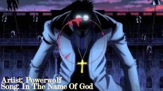 Anti Nightcore In The Name Of God