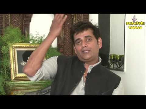Exclusive Interview Of Bhojpuri Superstar Ravi Kishan Part-1