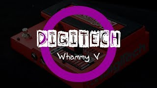 Почему я выбрал Digitech Whammy 5
