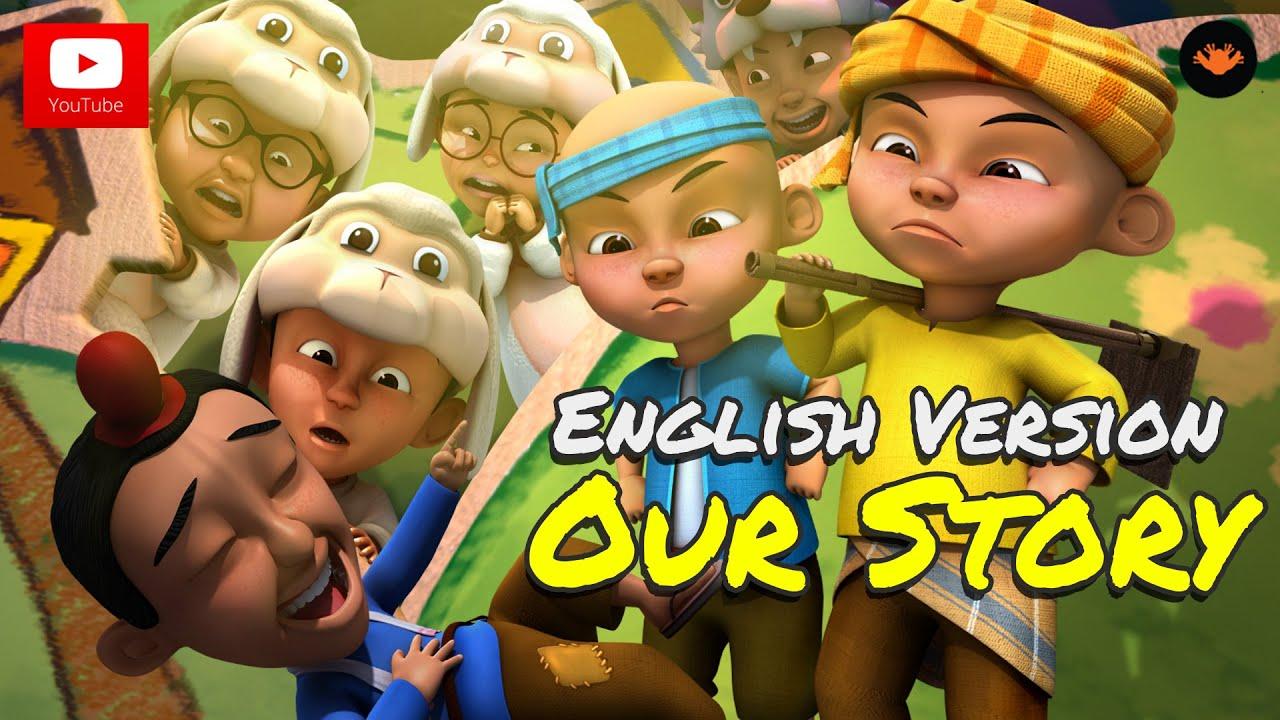 Upin Ipin Keris Siamang Tunggal Pencuri Movie Free Movies Adventure Film Full Movies