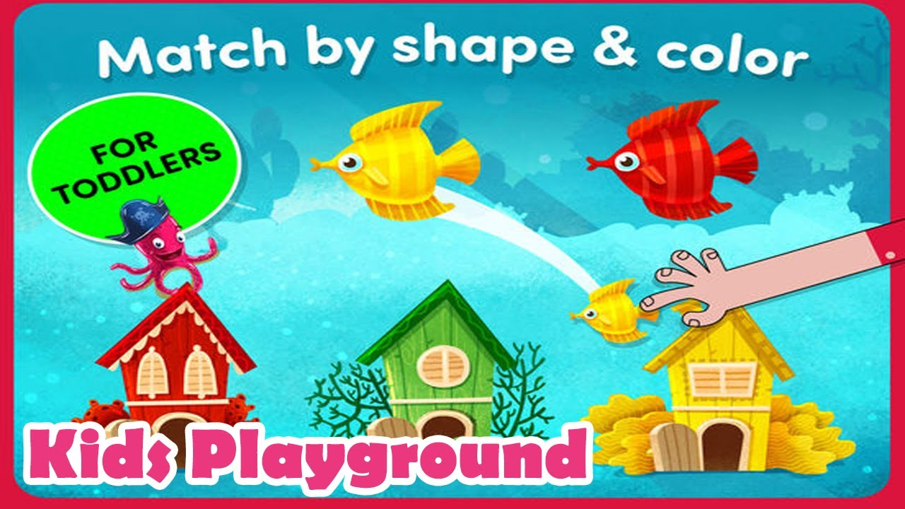 Toddler games for 1 2 3 4 year olds kids free apps - PRESCHOOL AND ...