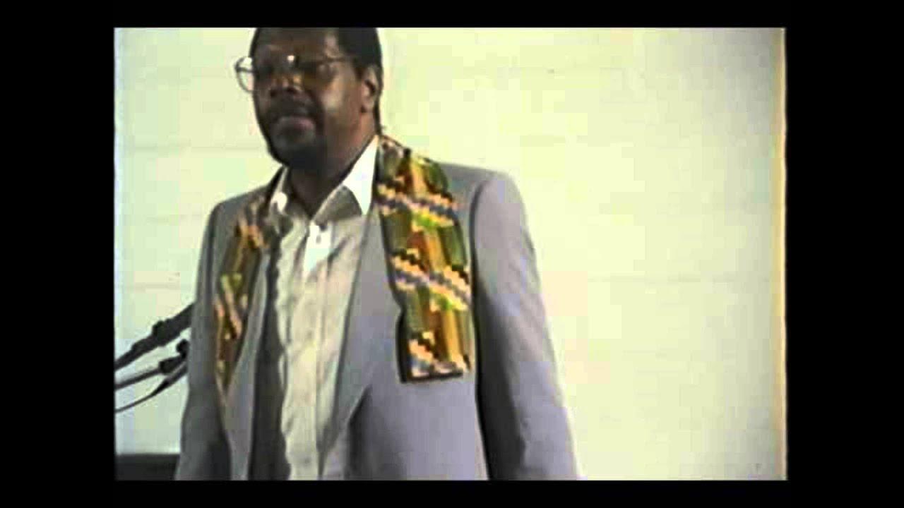 Dr Amos Wilson - False Education (5:40)